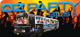 Oz Party Bus